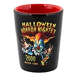 Universal Shot Glass - Halloween Horror Nights - Retro 2000 Jack The Clown