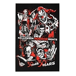 Universal Poster - Halloween Horror Nights - 30 Years 30 Fears - Icons