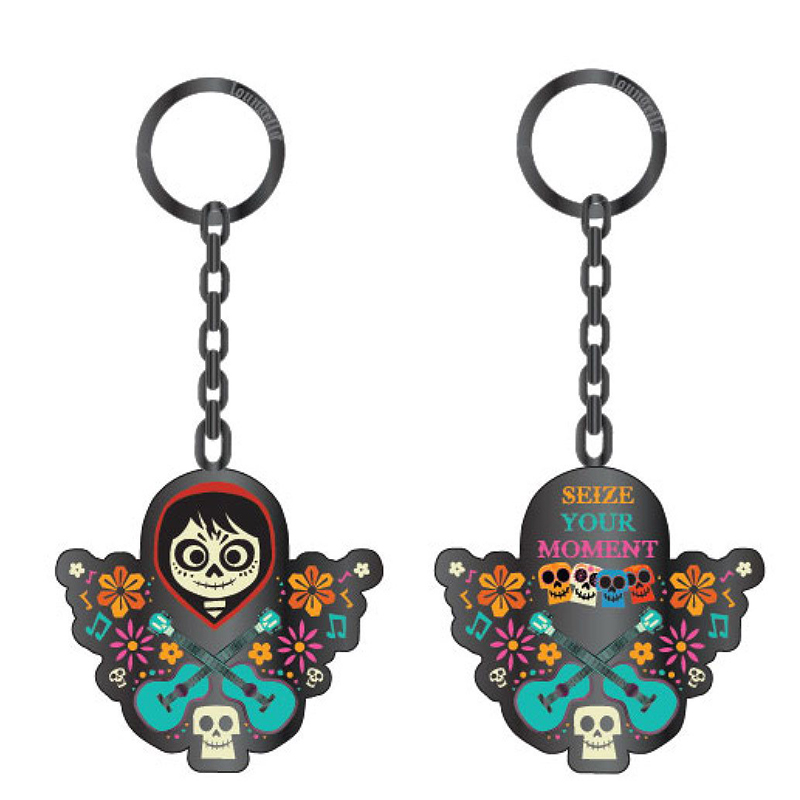 Disney Loungefly Keychain - Coco - Seize Your Moment