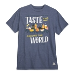 Disney Adult Shirt - Food & Wine Festival 2020 - Taste Your Way Around the World