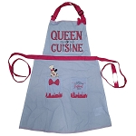 Disney Apron - 2020 Epcot Food and Wine Festival - Queen of Cuisine - Minnie Mouse