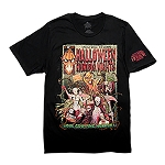 Universal Adult Shirt - Halloween Horror Nights Comic