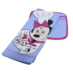 Disney Kitchen Towel Potholder Set - EPCOT International Food and Wine Festival