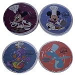 Disney Coaster Set - 2020 EPCOT Food and Wine Festival 2020 - Chefs Delight