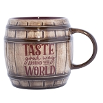Disney Coffee Cup Mug - EPCOT International Food and Wine Festival 2020 - Taste Your Way Around the World