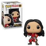 Disney Funko Pop - Mulan Warrior - Live Action Film