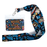 Disney Loungefly Lanyard & Pin Set - Coco - Seize Your Moment