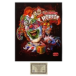 Universal Poster - Halloween Horror Nights - Signature Series - Jack the Clown
