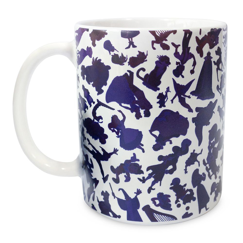 Disney Coffee Cup Mug - Ink and Paint - Color Changing