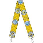 Universal Studios Designer Replacement Crossbody Purse Strap - Spongebob Squarepants