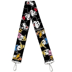 Disney Designer Replacement Crossbody Purse Strap - The Sensational Six