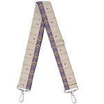 Disney Designer Replacement Crossbody Purse Strap - Frozen 2 Anna Earth Tones