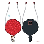 Loungefly Crossbody Bag - IT - Pennywise - You'll Float Too