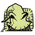 Disney Loungefly Wallet - Oogie Boogie - Creepy Crawlies