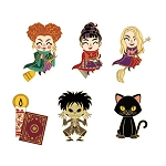 Disney Loungefly Mystery Pin - Hocus Pocus - Chibi Characters