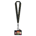 Disney Loungefly Lanyard - Nightmare Before Christmas - Tarot Card