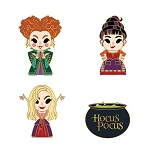 Disney Loungefly Pin Set - Hocus Pocus - Chibi