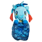 Disney Babies Plush w/ Blanket Pouch - Pandora: The World of Avatar - Direhorse Baby