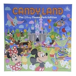 Disney Candyland Game - The Disney Theme Park Edition