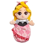Disney Babies Plush Doll in Pouch - Sleeping Beauty - Aurora