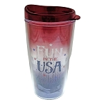 Disney Tumbler - Epcot USA Pavilion Fun in the USA