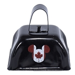 Disney Bell - EPCOT World Showcase- Canada - Cowbell