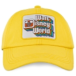 Disney Baseball Cap - Walt Disney World - Yellow