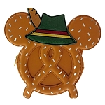 Disney Crossbody Bag - Epcot Germany Oktoberfest Pretzel