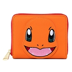 Loungefly Wallet - Pokemon CHARMANDER Zip Around