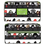Universal Loungefly Wallet - Beetlejuice - Chibi Characters