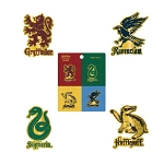 Universal Loungefly Pin Set - Harry Potter - House Mascots