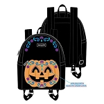 Loungefly Mini Backpack - Halloween Pumpkin