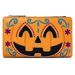 Loungefly Wallet - Halloween Pumpkin Flap Wallet