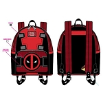 Disney Loungefly Mini Backpack - Marvel - Deadpool