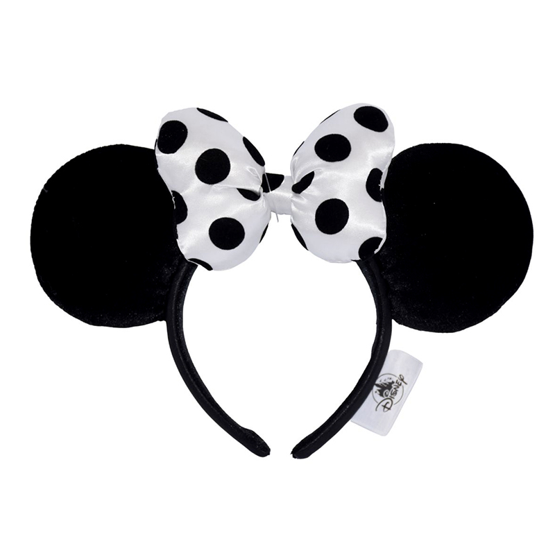Disney Ear Headband - Minnie Mouse - Dalmation - Black and White
