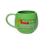 Universal Coffee Cup Mug - Grinch Spirit Animal