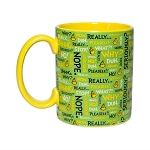 Universal Coffee Cup Mug - Grinch Expressions