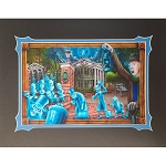 Disney Artist Print - Craig Fraser - The Haunted Mansion