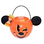 Disney Halloween Candy -Minnie Mouse Pumpkin - Candy Corn