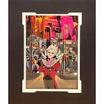 Disney Artist Print - Brian Crosby - Guardians of the Galaxy: Mission: Breakout!