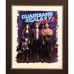 Disney Artist Print - Disney Advertising Group - Guardians of the Galaxy VOL. 2