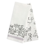 Disney Kitchen Towel Set - Reigning Cats and Dogs - Disney Cats