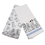 Disney Kitchen Towel Set - Mousewares - Disney Dogs