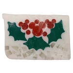 Disney Basin Soap - Holly with Mickey Icon Berries