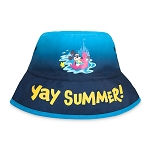 Disney Reversible Toddler Hat - Disney Parks Tropical - Yay Summer!