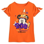 Disney Girls Shirt - Halloween 2020 - Minnie Mouse - Reversible Sequin