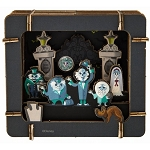 Disney Diorama Kit - Hitchhiking Ghosts - Ezra Phineas Gus