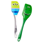 Disney Baking Spatula Utensil Set - Toy Story - Rex and Alien