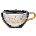 Disney Coffee Cup & Stirrer - Mary Poppins - A Spoonful of Sugar
