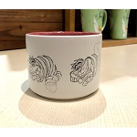 Disney Coffee Cup - Animation Sketch - Cheshire Cat
